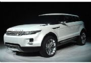 Land Rover LRX Concept: Salón de Detroit 2008.