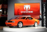 Dodge Challenger SRT8: ¡Salón de Chicago 2008!