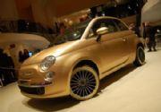 Fiat 500 Pepita y si, se refiere a que es de oro