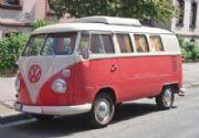 Volkswagen Kombi: nació para triunfar
