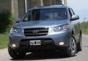 Test Hyundai Santa Fe V6 2.7 GLS: un SUV para disfrutar