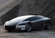 Giugiaro Quaranta Concept: un auto extremo