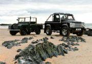 Land Rover celebra sus 60 años con el Defender SVX