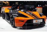 KTM X-Bow ¿Auto o moto?