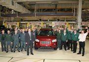 Land Rover fabrica la unidad 100.000 de su Freelander 2