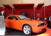 Se presenta en México el Dodge Challenger SRT8 2009