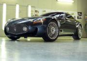 Maserati A8 GCS Berlinetta Touring: ¡Fotografías exclusivas!