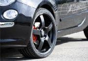 Fiat 500 Sportivo por Hamann