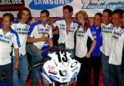 Exitosa presentacion del Yamaha Racing Team