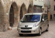 Peugeot Expert Tepee: viajar en clase ejecutiva