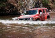 Se llevó a cabo el segundo Hummer Happening regional en Durango