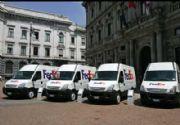 Iveco Daily: híbridos por Milán y Turín