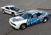 Dodge Challenger preparado para el ¼ de Milla