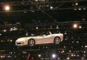 Arranca el Salón Internacional del Automóvil México 2008