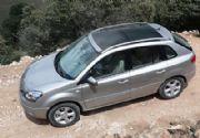 Renault Koleos: ¡Fotografías exclusivas!