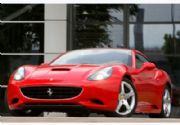 Ferrari California: ¡Imágenes inéditas!