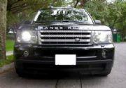 Range Rover Sport 2008 a prueba