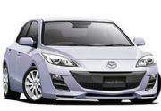 Se presentará el Mazda 3 sedán 2010 en Los Angeles