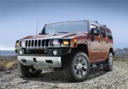 Hummer presenta el H2 Black Crome Edition