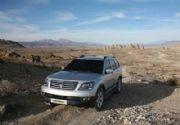 Kia Mohave: un SUV con buenas prestaciones