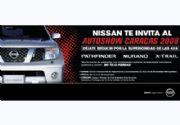 Nissan en el Auto Show de Caracas 2008