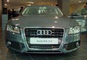Audi A5: ¡Presentado en Colombia!