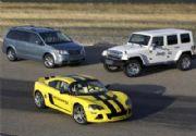 Chrysler presenta sus nuevos autos eléctricos