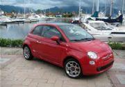 Manejamos el Fiat 500