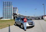 Primeros en manejar la Chevrolet Traverse 2009