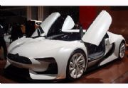 Citroën GT Concept: ¡Realidad Virtual!