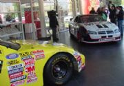 Dodge Trae NASCAR a Chile