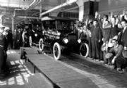 Los 100 años del Ford T