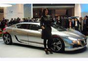 Peugeot RC HYmotion4: ¡León Futurista!
