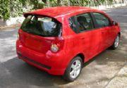 Pontiac G3 Hatchback 2009 a prueba