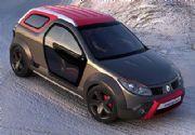 Renault Sand´up Concept: ¡Inédito modelo tres en uno!