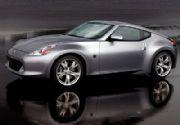 Nissan 370Z 2009: ¡Primeras Fotografías!