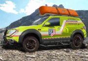 Tuning, Subaru Forester Mountain Rescue Concept