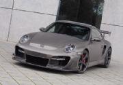 Porsche Techart GTstreet R: un ejemplar espectacular