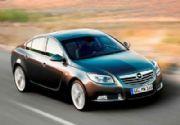 Opel Insignia: auto del año 2009 en Europa