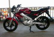 Yamaha V-ixion 150cc: Primer contacto