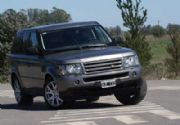 TEST Range Rover Sport HSE: Palabra mayor