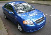 Chevrolet Aveo 2009 a prueba