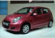 Suzuki Alto 2009: ¡Fotografías reales!