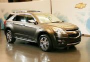 Chevrolet Equinox 2010: ¡Fotografías exclusivas!