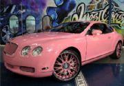 Bentley Continental GT, para Paris Hilton