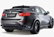 Tuning: BMW X6 por Hamann