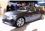Chrysler 200C EV Concept: apostando por la electricidad