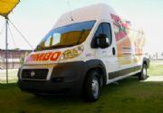 Fiat entrega flotilla de Ducato a grupo Bimbo