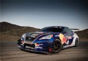 Hyundai Genesis Coupe listo para las competencias Drift