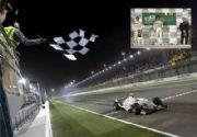 Sergio Pérez nuevamente triunfa en la GP2 Asia Series